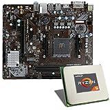 AMD Ryzen 5 3350G / MSI A320M-A PRO MAX Mainboard Bundle   CSL PC Aufrüstkit   AMD Ryzen 5 3350G 4X 3600 MHz, GigLAN, 7.1 Sound, USB 3.1   Aufrüstset   PC Tuning Kit